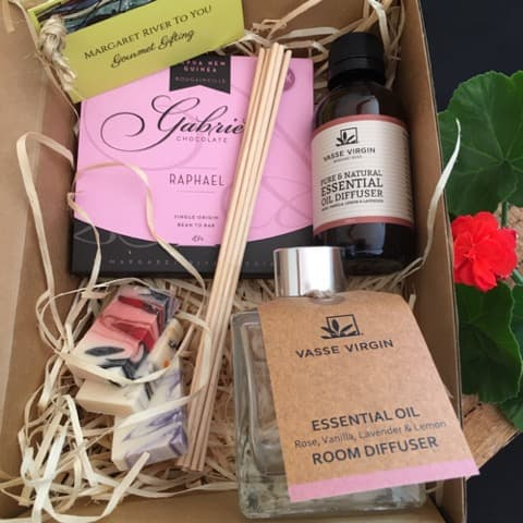 Margaret River Gift Box - Pink Passion